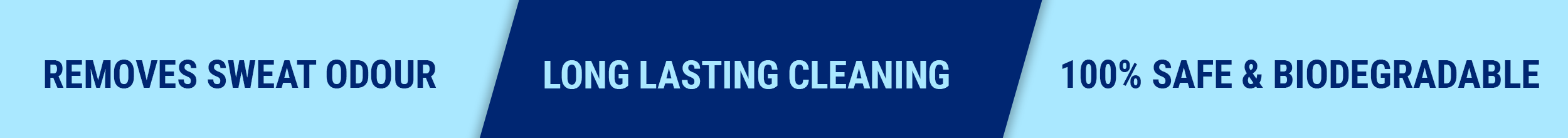 The ultimate cleaning for your sports gear